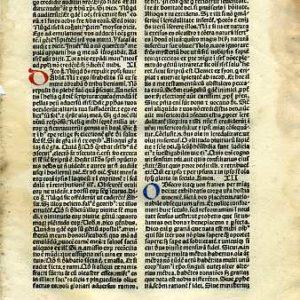Biblia Sacra – 1480 – ROMANS 10-14