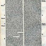 Biblia Sacra - 1519 - JEREMIAH 23:6-25:19