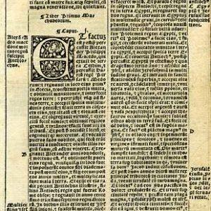 Biblia Sacra – 1531 – 1 MACCABEES 1:1-2:14