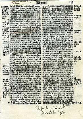 Biblia Sacra – 1519 – 1 SAMUEL 21:3-23:26