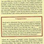 Biblia Sacra - 1519 - 1 SAMUEL 21:3-23:26