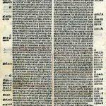 Biblia Sacra - 1519 - GALATIANS 2:10-5:26