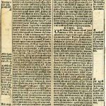 Biblia Sacra - 1531 - JEREMIAH 30:11-32:9