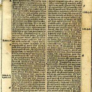 Biblia Sacra – 1531 – JOHN 8:16-10:6