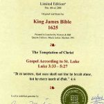 King James - 1625 - LUKE 3:33-5:27