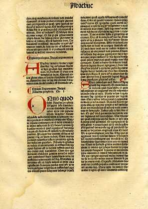 Biblia Sacra – 1482 – HABAKKUK 1:1-2:11