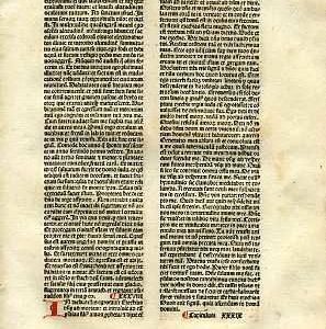 Biblia Sacra – 1482 – ISAIAH 37-41