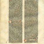 Biblia Sacra - 1482 - ISAIAH 37:22-41:1