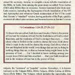 Biblia Sacra - 1519 - 1 CORINTHIANS 1:24-6:11