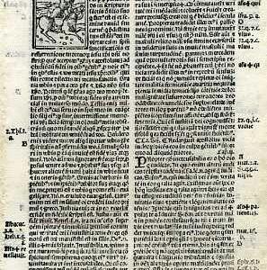 Biblia Sacra – 1519 – ROMANS 1:1-4:8