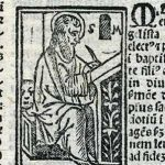 Biblia Sacra - 1519 - MATTHEW 27:34-28:19, and the Prologue to St