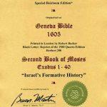 Geneva - 1605 - EXODUS 1-40 (complete)