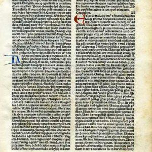 Biblia Sacra – 1484 – GENESIS 9:15-14:11