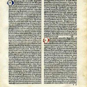 Biblia Sacra – 1484 – EXODUS 7:22-10:24
