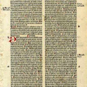 Biblia Sacra – 1500 – 1 KINGS 17-19