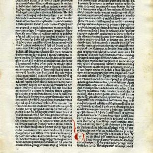 Biblia Sacra – 1484 – DEUTERONOMY 4:5-6:24
