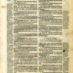 Geneva – 1616 – ISAIAH 28:7-30:12