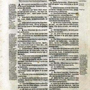 Geneva – 1616 – JOHN 11:1-12:24