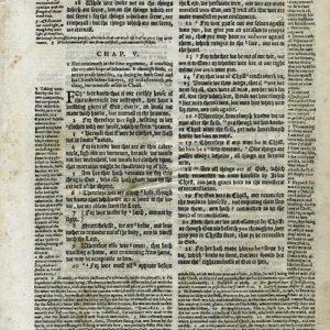 Geneva – 1616 – 2 CORINTHIANS 4:17-7:11