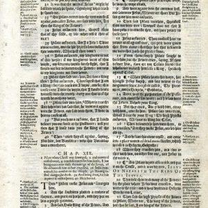 Geneva – 1616 – JOHN 18:31-20:17