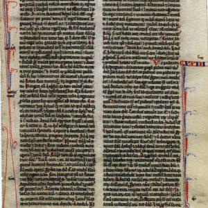 Biblia Sacra – 1250 – JEREMIAH 21-25