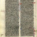 Biblia Sacra - 1250 - JEREMIAH 21:14-25:3