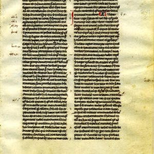 Biblia Sacra – 1230 – 1 CORINTHIANS 10-12