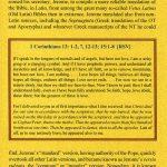 Biblia Sacra - 1250 - 1 CORINTHIANS 12:28-15:25