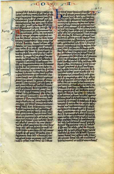 Biblia Sacra - 1250 - 2 CORINTHIANS 5:19-9:13