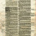 King James - 1620 - JUDGES 1:1-3:1