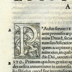 Biblia Sacra – 1542 – ROMANS, complete