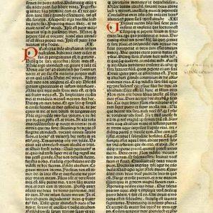 Biblia Sacra – 1482 – GENESIS 19-23
