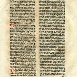 Biblia Sacra – 1482 – EXODUS 10-13