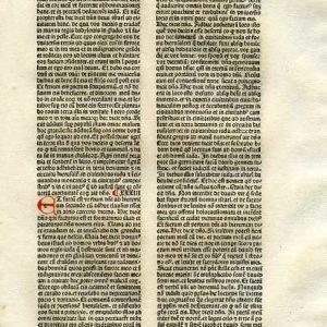 Biblia Sacra – 1482 – JEREMIAH 32:35-35:7