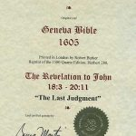 Geneva - 1605 - REVELATION 18:3-20:11