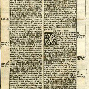 Biblia Sacra – 1531 – MATTHEW 15:25-18:10