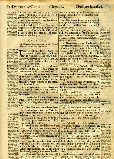 Geneva - 1640 - ISAIAH 44:26-47:14