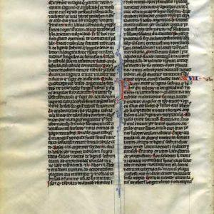 Biblia Sacra – 1260 – EXODUS 25-27