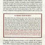 Biblia Sacra - 1531 - MATTHEW 18:12-20:30