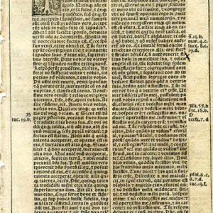 Biblia Sacra – 1531 – MATTHEW 24:50-26:44