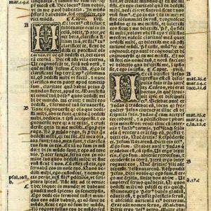 Biblia Sacra – 1531 – JOHN 16:29-19:11