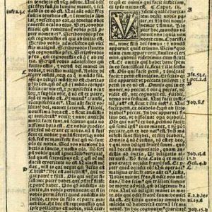 Biblia Sacra – 1531 – 1 JOHN 2:6-5:12