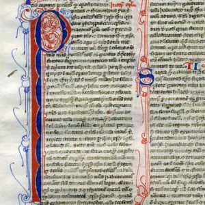 Biblia Sacra – 1275 – PHILIPPIANS 1-4 Title