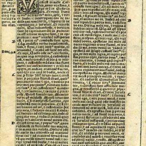 Biblia Sacra – 1531 – NEHEMIAH 1:1-2:16