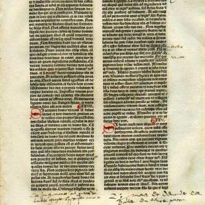 Biblia Sacra – 1482 – DEUTERONOMY 23:13-27:6
