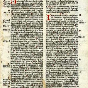 Biblia Sacra – 1500 – 1 CORINTHIANS 9:26-13:12