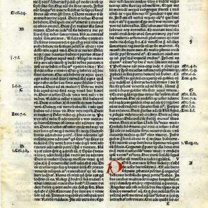 Biblia Sacra – 1484 – JOHN 4:1-6:16