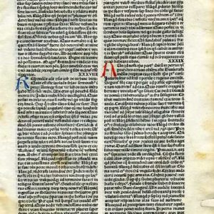 Biblia Sacra – 1484 – JOB 37-42