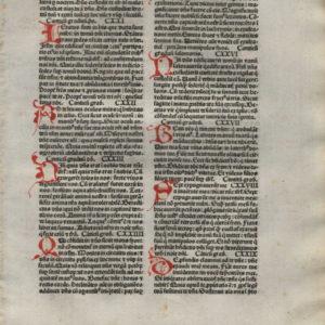 Biblia Sacra – 1480 – PSALMS 120-135 (English: 121:4-136:25)