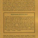 Biblia Sacra - 1519 - DEUTERONOMY 28:8-29:9